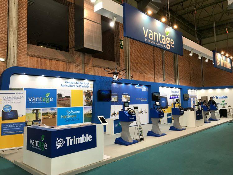 Vantage y Trimble FIMA 2018