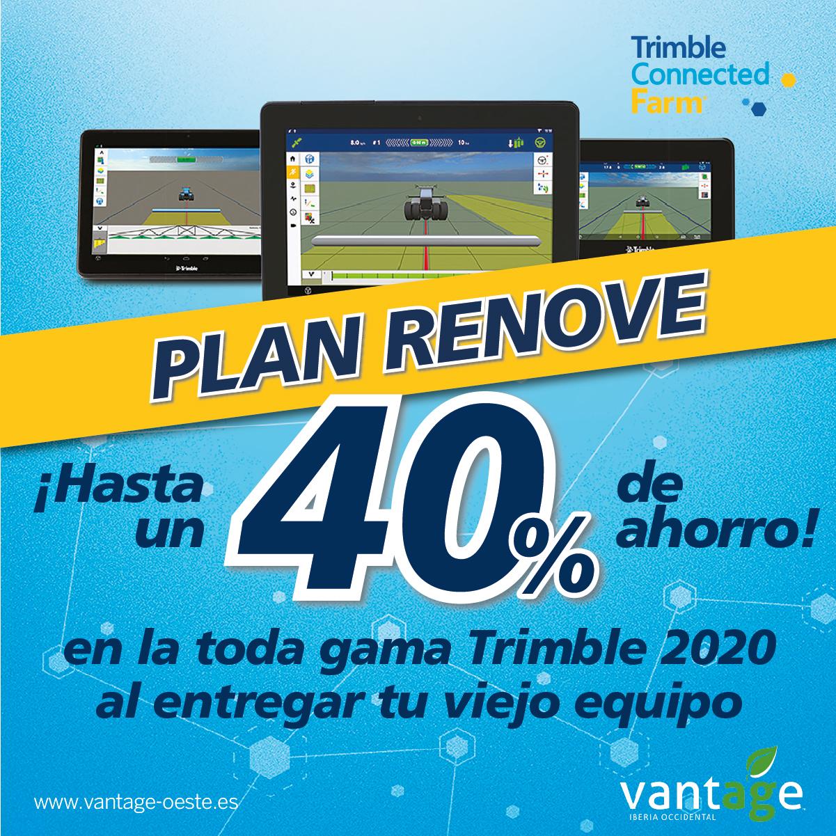 Plan Renove de Trimble